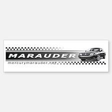 MercuryMarauder.Net Bumper Bumper Bumper Sticker