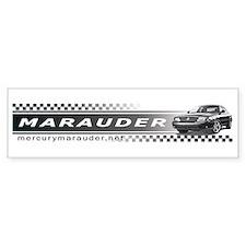 MercuryMarauder.Net Bumper Bumper Sticker