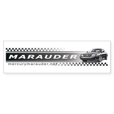 MercuryMarauder.Net Bumper Sticker