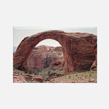Rainbow Bridge, Utah ,USA 3 Rectangle Magnet