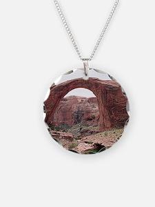 Rainbow Bridge, Utah ,USA 3 Necklace