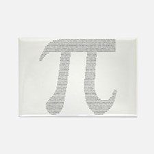 Digits of Pi Rectangle Magnet (10 pack)