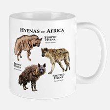 Hyenas of Africa Small Small Mug