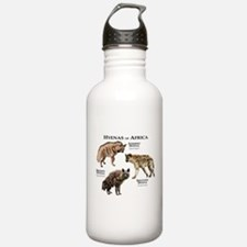 Hyenas of Africa Water Bottle