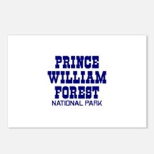 Prince William Forest Nationa Postcards (Package o