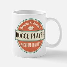 Bocce Player Mug