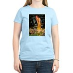 Midsummer / Yorkie Women's Light T-Shirt