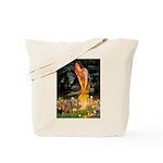Midsummer / Yorkie Tote Bag