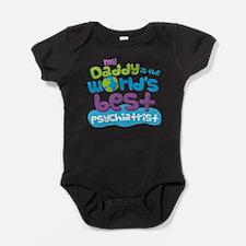 Psychiatrist Dad Baby Bodysuit