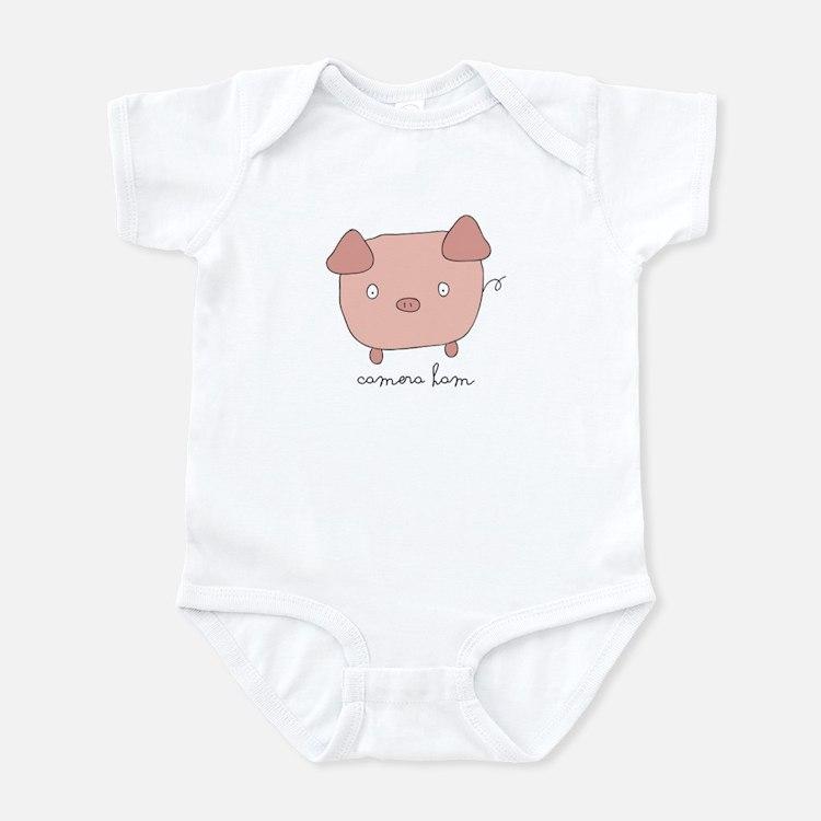 Camera Ham Infant Body Suit