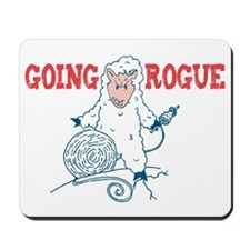 Going Rogue Mousepad