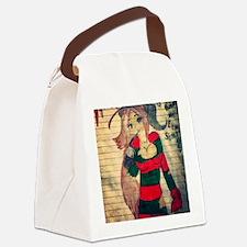 mrs. krueger Canvas Lunch Bag