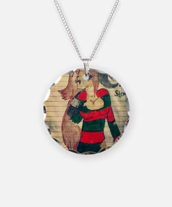 mrs. krueger Necklace