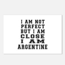 Argentine or Argentinean Postcards (Package of 8)