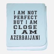 Azerbaijani Designs baby blanket