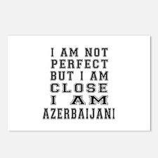Azerbaijani Designs Postcards (Package of 8)