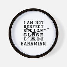 Bahamian Designs Wall Clock
