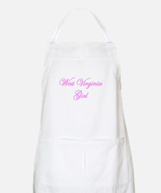 West Virginia Girl BBQ Apron