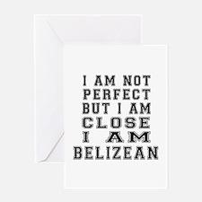Belizean Designs Greeting Card
