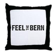 Bernie Sanders President Throw Pillow