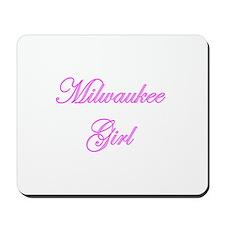 Milwaukee Girl Mousepad