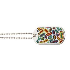 Super Words! Dog Tags