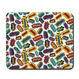 Funky Mouse Pads