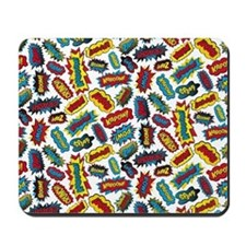 Super Words! Mousepad