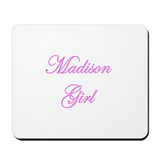 Madison Girl Mousepad