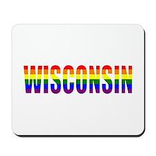 Wisconsin Pride Mousepad