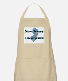 New Jersey Aid Worker Apron