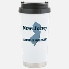 New Jersey Anesthesiolo Stainless Steel Travel Mug