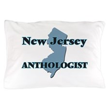 New Jersey Anthologist Pillow Case