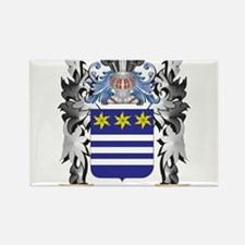 Pitts Coat of Arms - Family Crest Magnets