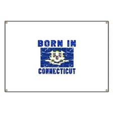 Born in Connecticut Banner