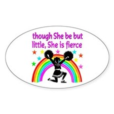 Cheerleading quotes Decal