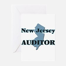New Jersey Auditor Greeting Cards