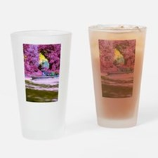 THE PINK PARK Drinking Glass