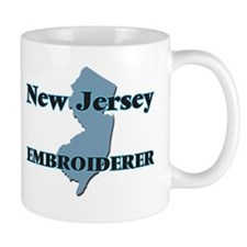 New Jersey Embroiderer Mugs