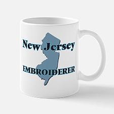 New Jersey Embroiderer Mugs