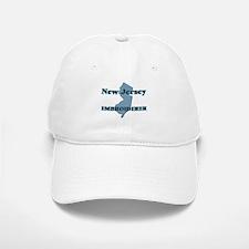 New Jersey Embroiderer Baseball Baseball Cap