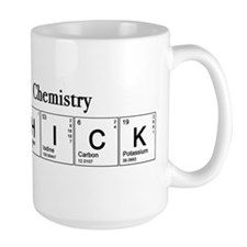 Chemistry Chick Ceramic Mugs