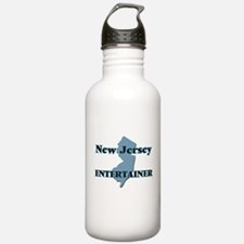 New Jersey Entertainer Water Bottle