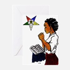 Funny Order of the eastern star Greeting Cards (Pk of 20)