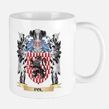 Pol Coat of Arms - Family Crest Mugs