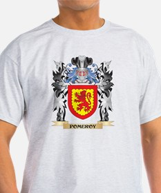 Pomeroy Coat of Arms - Family Crest T-Shirt