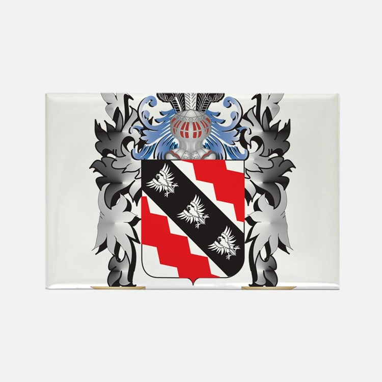 Popple Coat of Arms - Family Crest Magnets