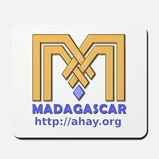 Madagascar Mousepad