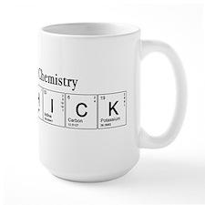 Chemistry Chick Coffee Mug