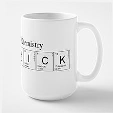 Chemistry Chick Large Mug